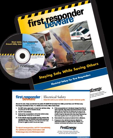 FirstEnergy First Responder Safety Information